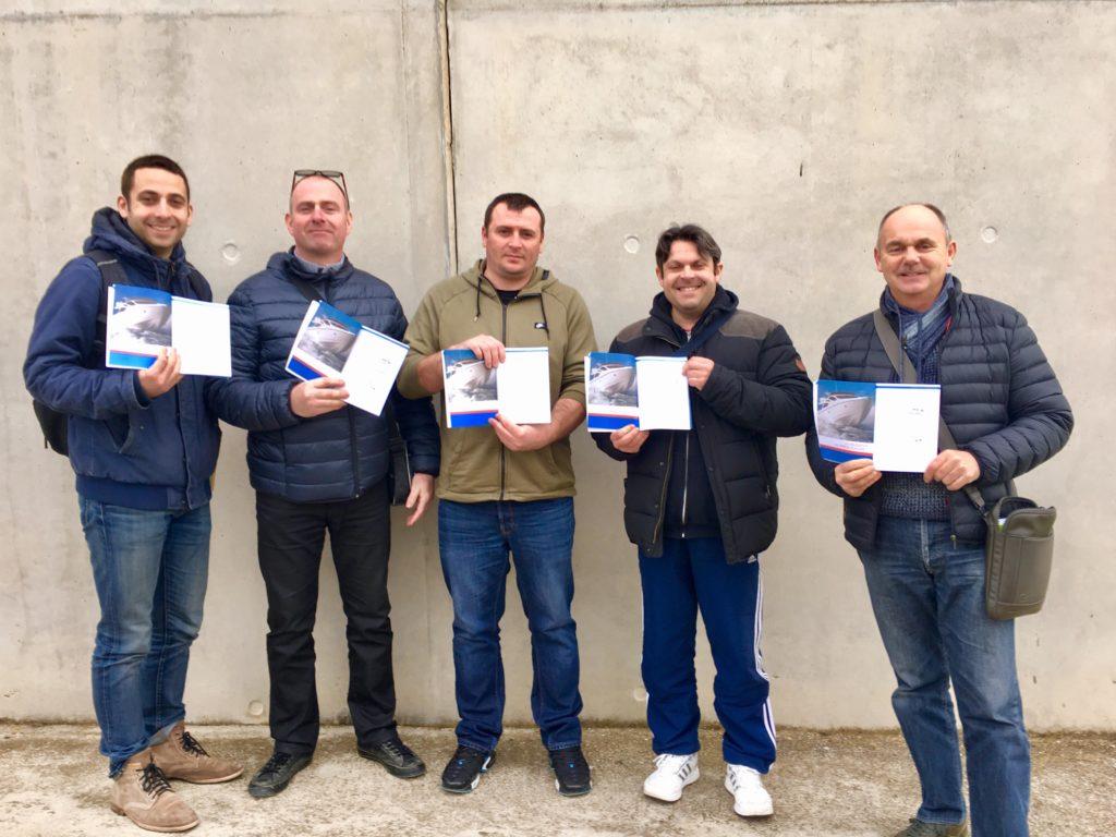 resultats examens janvier nimes permis bateau cotier et fluvial navipermis